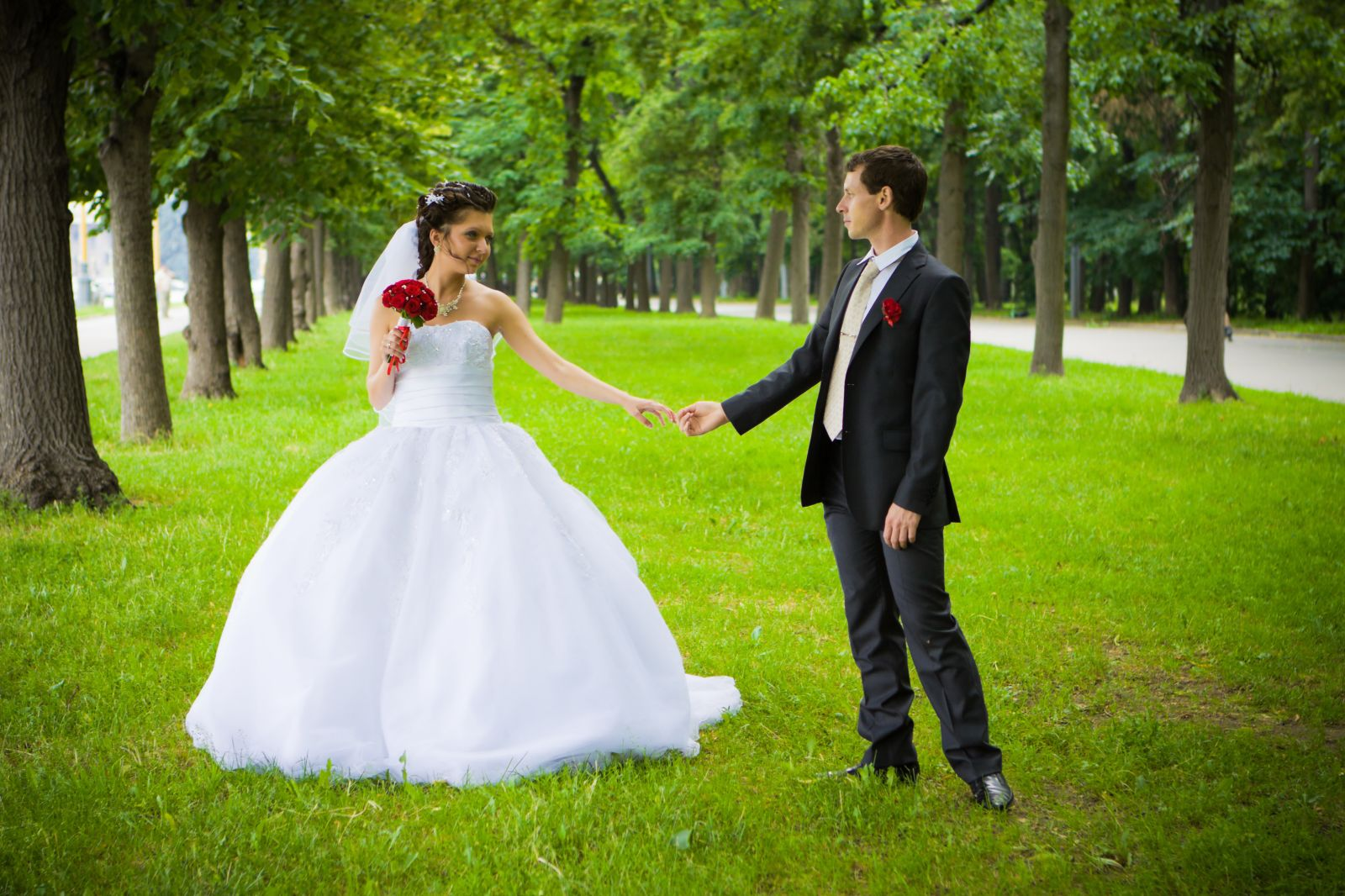 Фото и видеосъемка на свадьбе недорого